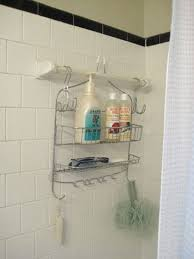 Bathroom Shower Organizers How To Organize The Shower In Your Bathroom Command