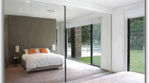 mirror closet doors for bedrooms captivating custom sliding mirror closet doors 19 on interior