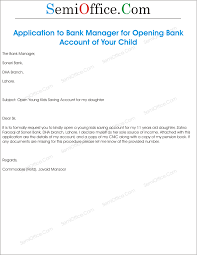 sample application letter bank manager open personal loan request
