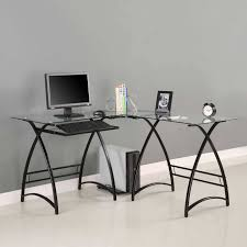 Small Black Computer Desk Office Desk Small Black Computer Desk Glass Office Furniture