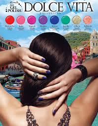 new ibd just gel polish dolce vita collection nail polish