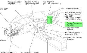 2002 toyota camry wiring diagram 2000 camry xle audio wiring diagram