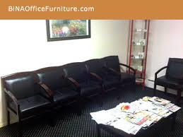 Wood Waiting Room Chairs Bina Office Furniture Brooklyn New York Medical Weight Loss Center