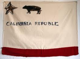 California Republic Flag Erik Bakke California Bear Flag
