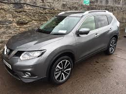 nissan trail 2016 nissan x trail 151 4x4 sve 7 seat leather fermoy nissan
