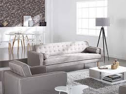 canape et salon salon complet canapé et fauteuil torvald achatdesign