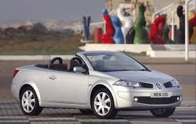 renault clio 2007 renault megane cabriolet review 2006 2009 parkers