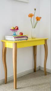 Home Furniture Tables Yellow Console Table Dresser Pinterest Console Tables