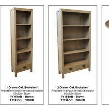 Provincial Bookcase Oak Bookcases Bookshelves Ebay