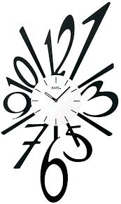 pendule moderne cuisine pendule pour cuisine pendule murale moderne 1001 pendules horloge