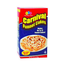 13 5 oz funnel cake mix 4358