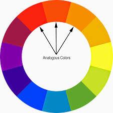 analogous color scheme definition unac co