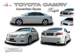 2007 toyota camry kits 07 camry kit diffraction photos