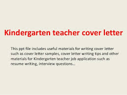 Kindergarten Teacher Resumes Cover Letter Emphasizing Fit Essay Writing On My Research