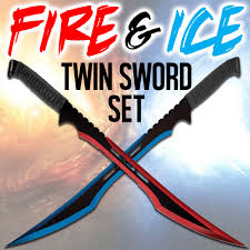 twin swords budk com knives u0026 swords at the lowest prices