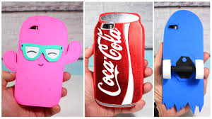 phone cases diy easy crafts for children youtube