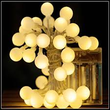 small string lights battery operated sale small ball led string lights aa battery operated 4m 40led