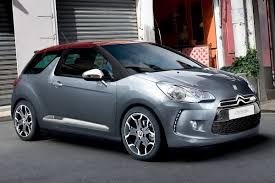 short term car lease europe citroen citroen ds3 first official images of production model