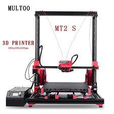 imprimante 3d de bureau metal éaire rail de guidage multoo de bureau 3d imprimante
