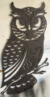 Owl Item by Owl Cnc Plasma Cut Owl