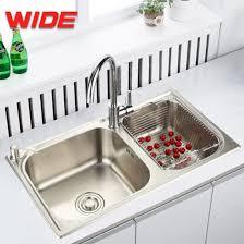 undermount double kitchen sink china undermount double bowl stainless steel sink kitchen sink