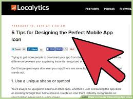 3 Tips For Designing The by 3 Ways To Create Interesting App Icons Wikihow