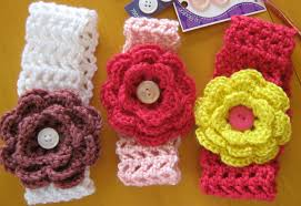 crochet hair bands how to crochet a hairband or headband all sizes