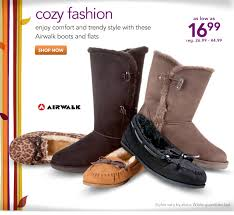 womens boots at payless payless airwalk cozy styles start at just 16 99 milled