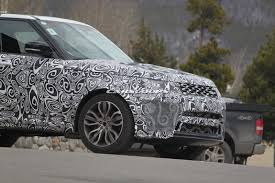 range rover svr black u spy jaguar f pace svr and range rover sport svr test in colorado
