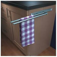 kitchen towel rack ideas best 25 kitchen towel rail ideas on diy curtain rods