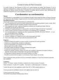 horaire bureau d emploi offre d emploi au cape offer at cape comité d de parc
