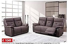 toff canapé meubles toff promotion confortable salon en tissu canapé 3pl avec