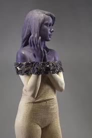 figurative wood sculptures by willy verginer wood sculpture wood