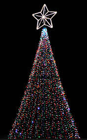 tree light up family friendly community