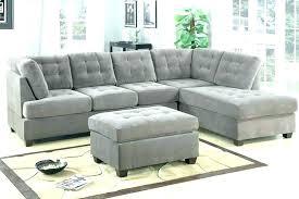 cheap new sofa set tufted sofa set gray furniture elegant suede sectional cheap