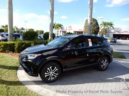 suv toyota 2017 2017 used toyota rav4 le fwd at royal palm toyota serving