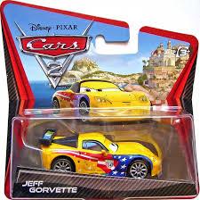 jeff corvette of cars présentation du personnage jeff gorvette