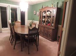 1950 u0027s dining set makeover hometalk