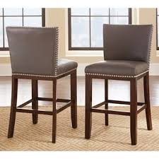 sumptuous design counter height chair set of 2 dining high counter