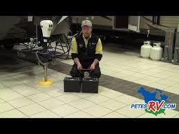 12 volt dual battery setup pete u0027s rv quick tips cc youtube