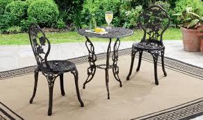 Better Homes And Gardens Azalea Ridge 4 Piece Patio 3 Piece Outdoor Bistro Set Outdoor Room Ideas