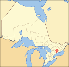 Blank 13 Colonies Map File Map Of Ontario Peterborough Svg Wikimedia Commons