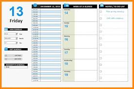 9 scheduler template excel manager resumeevent timetable