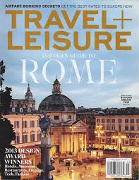 travel and leisure magazine images Press and awards jpg