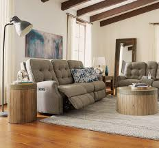 king hickory leather sofa sofas gamburgs furniture