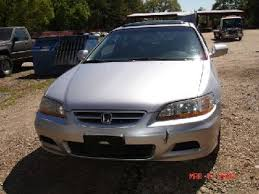 2002 silver honda accord 2002 honda accord government auctions governmentauctions