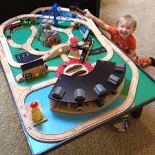 14 Best Thomas The Train Table Set Up Images On Pinterest Thomas