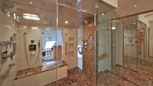 Steam Shower Bathroom Designs Luxury Steam Shower Bathroom Remodel In Home Remodel Ideas With