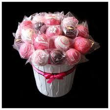 cake pop bouquet pink cakepop bouquet cakepops cake pop bouquet