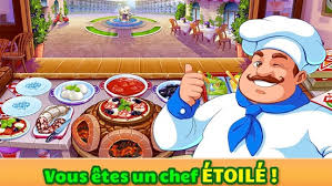 jeux cuisine android cooking craze jeu de cuisine applications android sur play